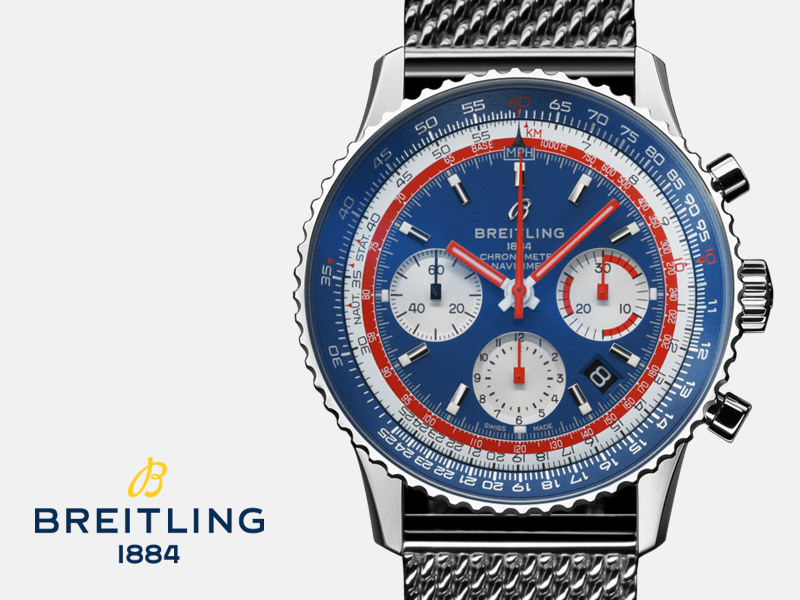 Breitling Navitimer Pan Am Edition